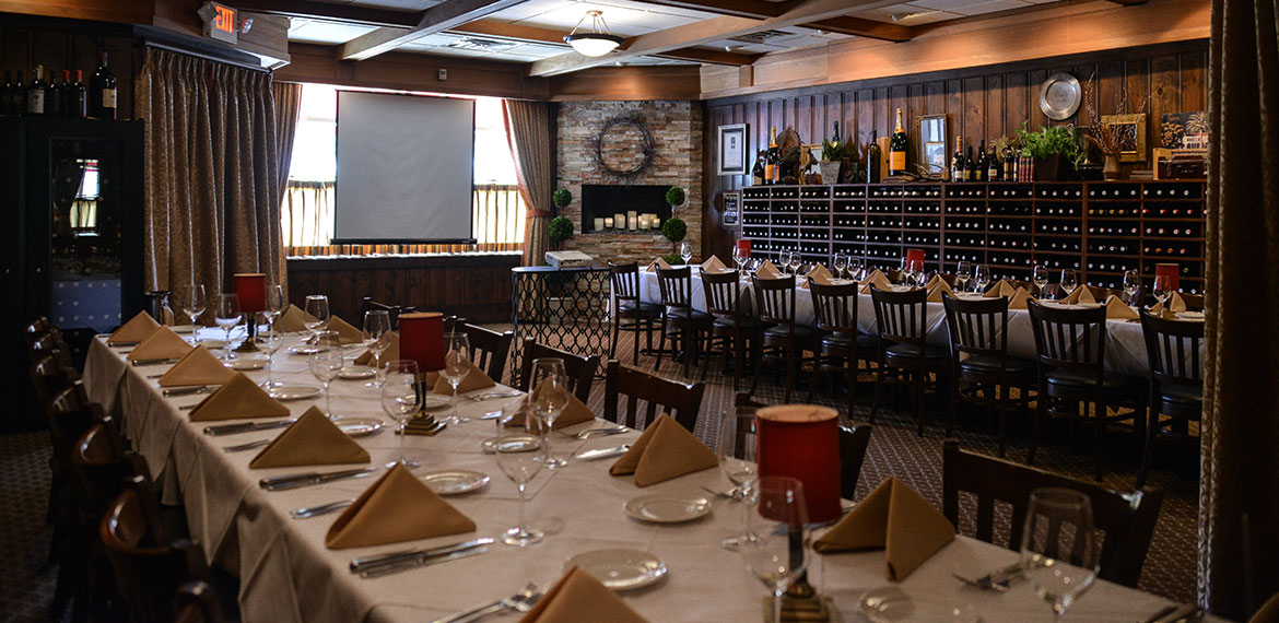 Buckhead's Uptown Private Dining Room